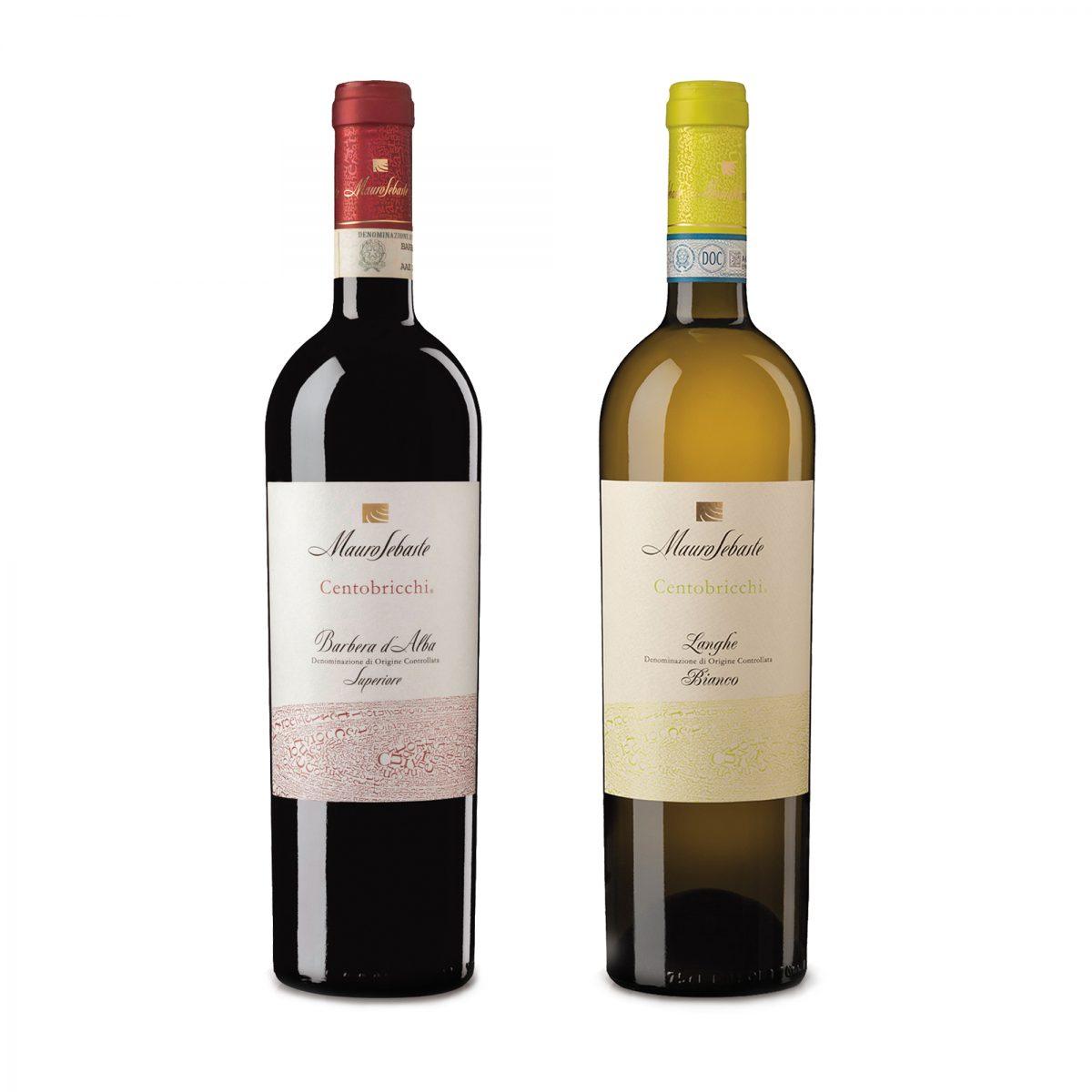 Piedmont Barbera & Viognier - 2 pack