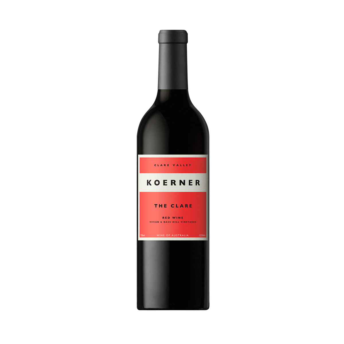 Koerner The Clare Red Wine 2019