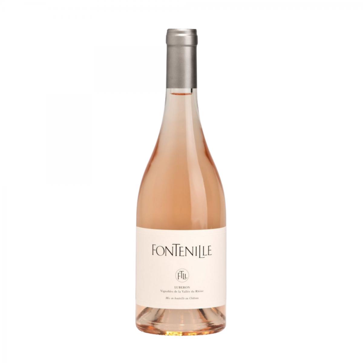 2019 Cuvée Fontenille Rosé