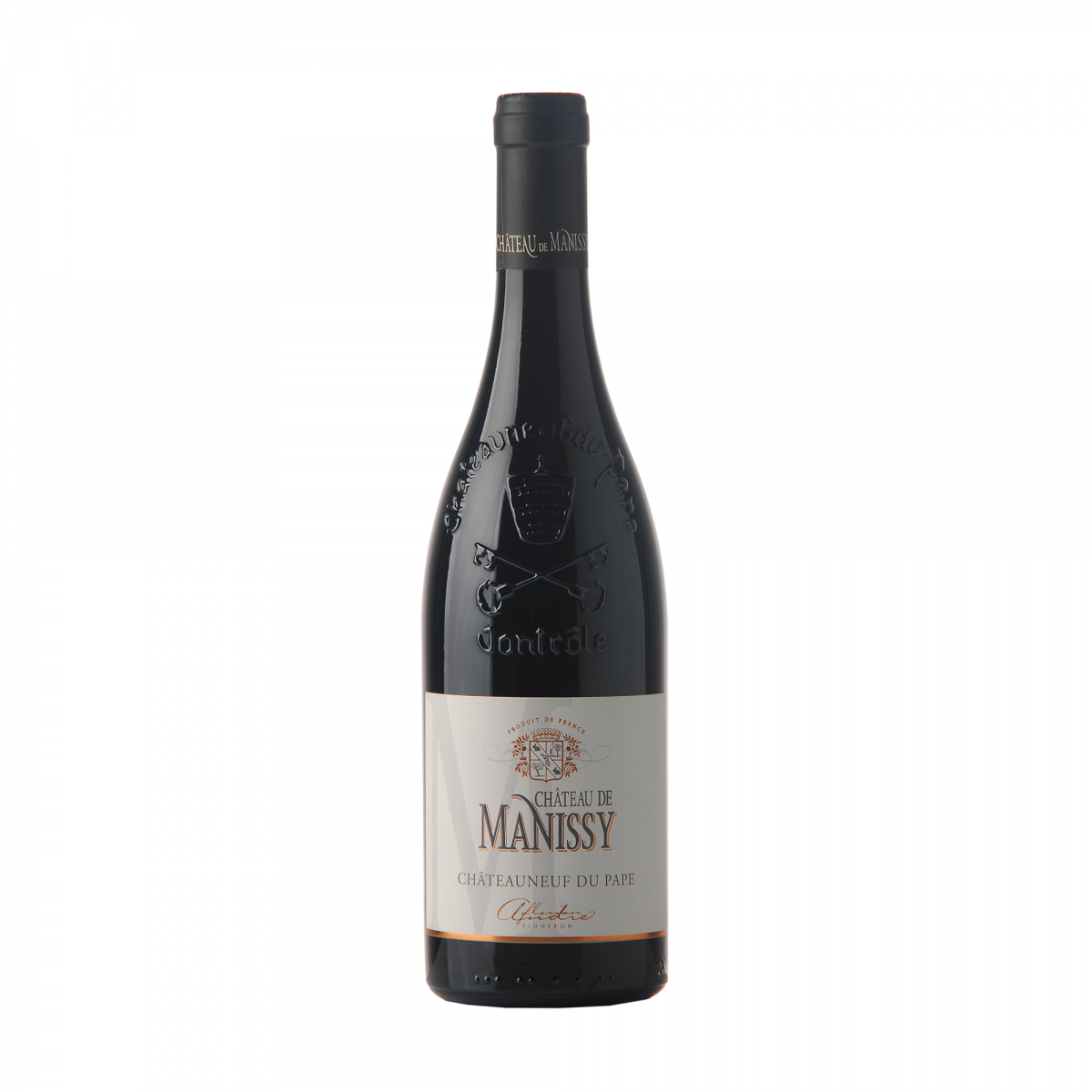Manissy Châteauneuf-du-Pape Rouge Trinité 2019